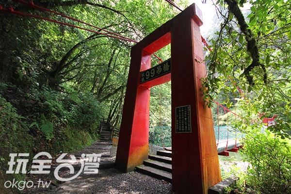 要來杉林溪的途中會先經過12生肖彎道唷!/玩全台灣旅遊網盛軒提供