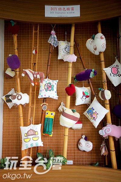 喜歡手作的民眾也可以來場DIY體驗唷!/玩全台灣旅遊網攝