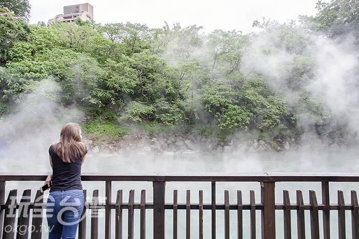 一幕幕如詩如畫,令人看得如癡如醉/玩全台灣旅遊網特約記者陳健安攝