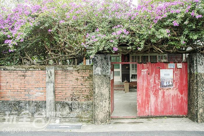 每個元素再再堆疊著歷史的痕跡/玩全台灣旅遊網特約記者陳健安攝