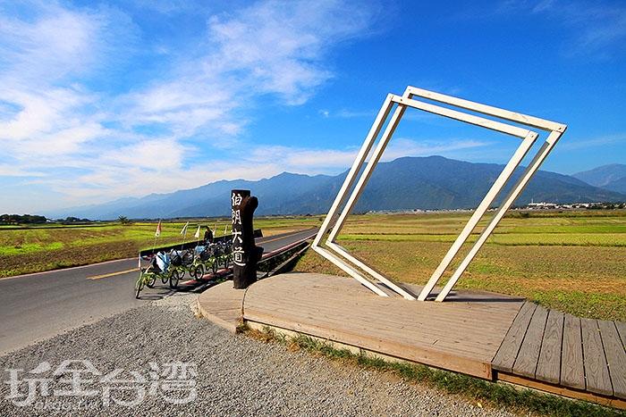伯朗大道絕對會是你到池上的必遊景點/玩全台灣旅遊網攝