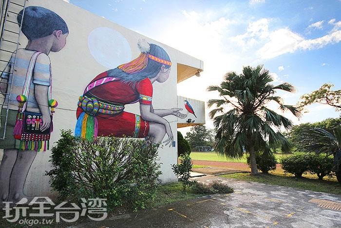 萬安國小振興分校/玩全台灣旅遊網攝