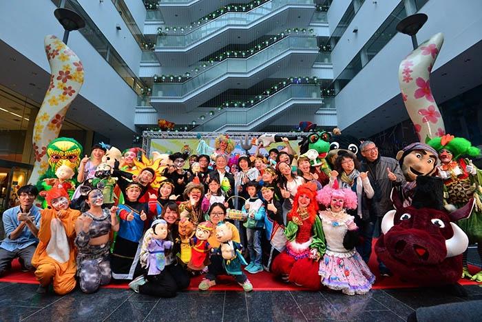 邀請許多知名劇團前來演出/臺中市政府文化局提供