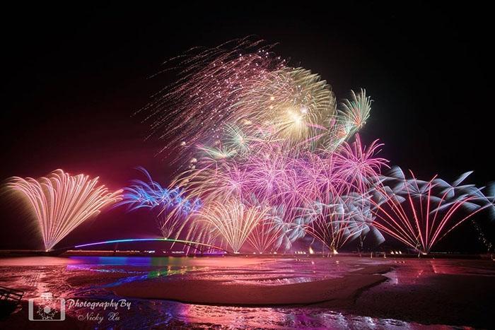 每年一定要來一次的花火盛會,今年你準備好了嗎?/玩全台灣旅遊網許宗閔提供