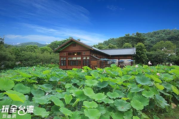 不僅美麗,周邊更是富有生態教育意義的桃米生態村/玩全台灣旅遊網攝