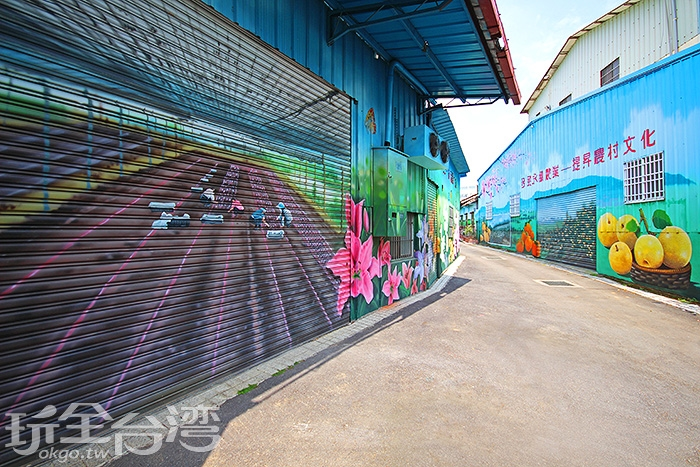 隱身於巷弄之間,將在地特色呈現在你眼前/玩全台灣旅遊網攝