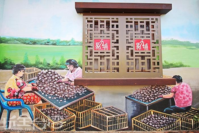 描繪著在地風俗民情,有著親切又感動的氣息/玩全台灣旅遊網攝