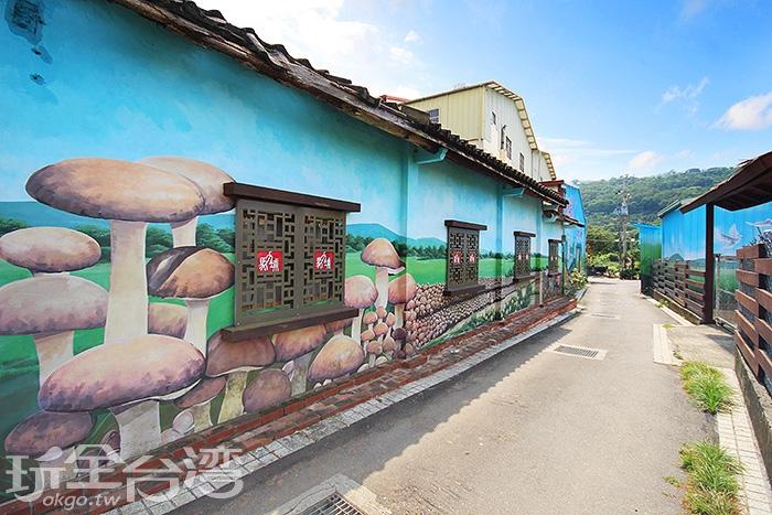 香菇絕對會是新社的代表特產!!/玩全台灣旅遊網攝