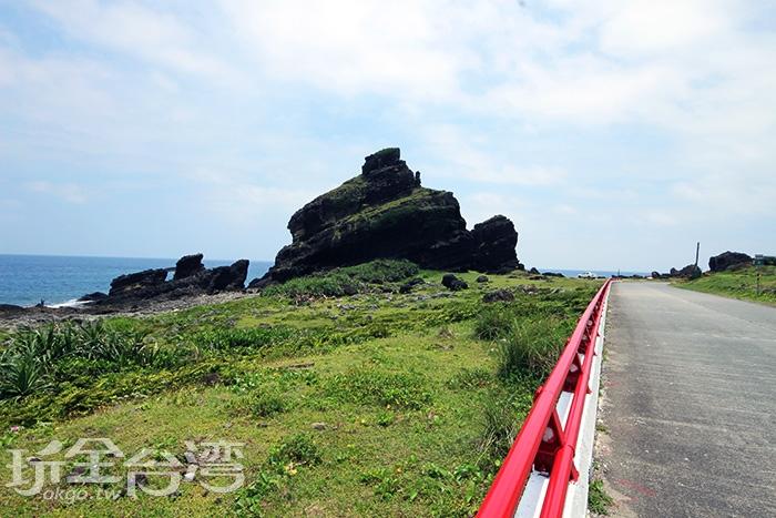 坦克岩/玩全台灣旅遊網攝