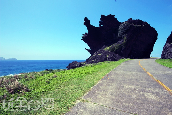 龍頭岩/玩全台灣旅遊網攝