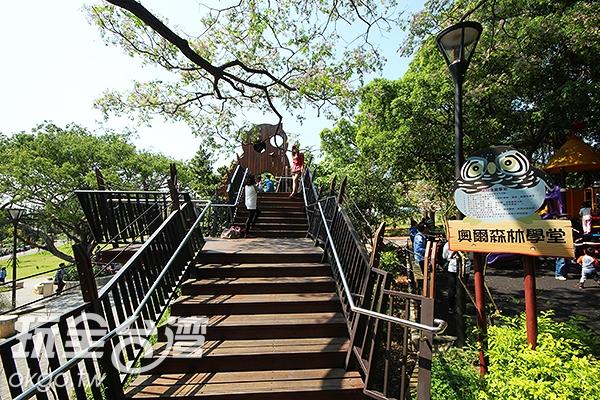 奧爾學堂已森林小學方式打造出讓小孩瘋狂的樂園/玩全台灣旅遊網攝