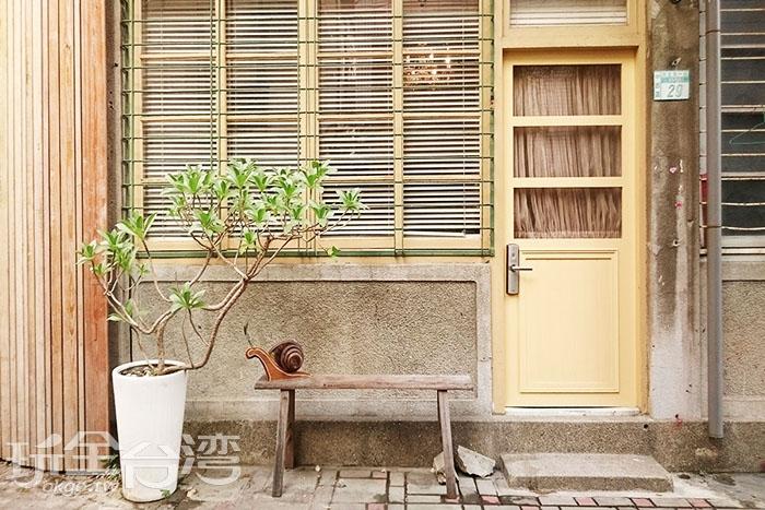 走累了就休息一回兒吧!/玩全台灣旅遊網特約記者蔡忻容攝