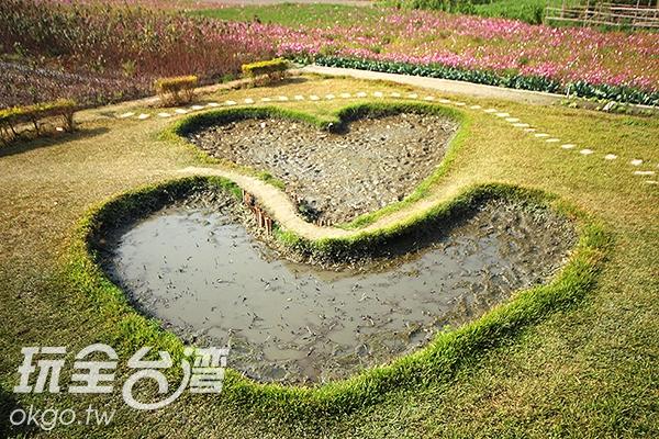 不用到澎湖就能有雙心!/玩全台灣旅遊網攝