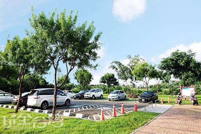 淨水池區-停車場/玩全台灣旅遊網特約記者蔡忻容攝