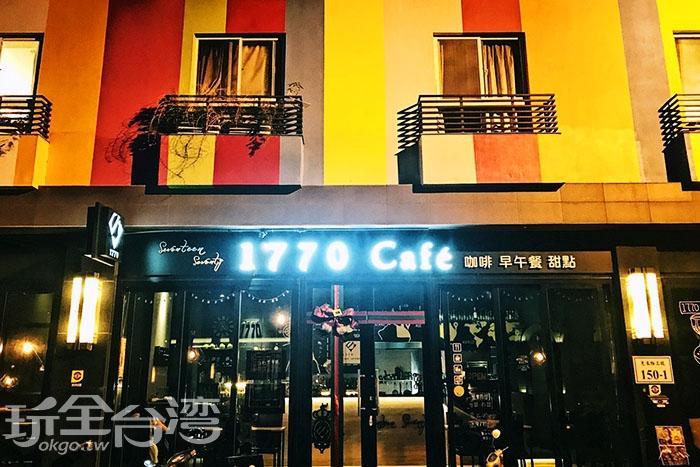 這位於台中西屯區的咖啡屋是網紅打卡必拍勝地/玩全台灣旅遊網攝