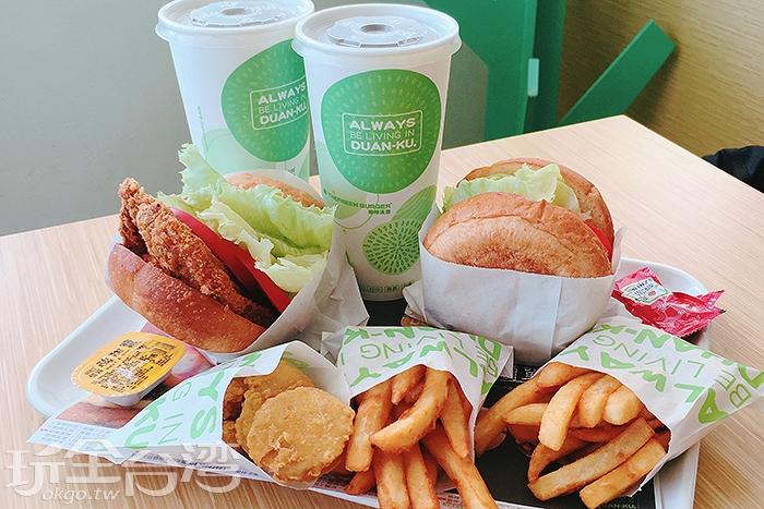 樂檸漢堡/玩全台灣旅遊網特約記者一隻魚攝