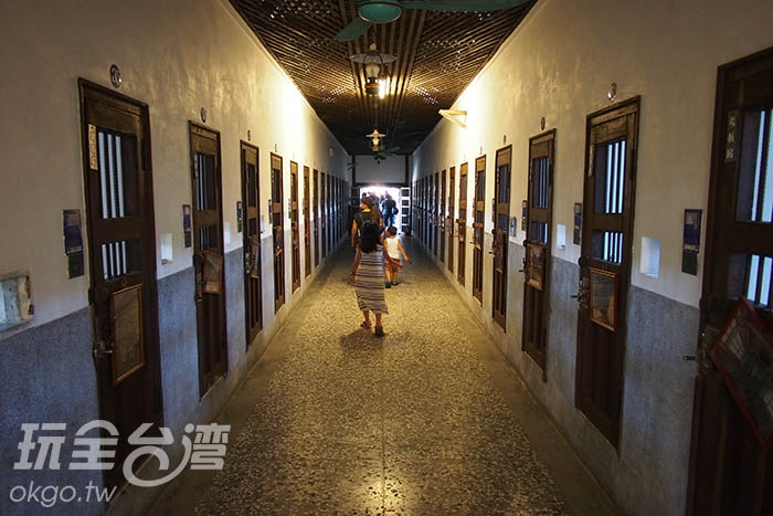 獄政博物館/玩全台灣旅遊網特約記者許志模攝