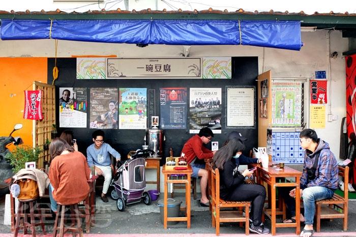 和我第一次光顧時不同的是,這裡又多加設了一個座位區,可容納更多客人量/玩全台灣旅遊網特約記者阿辰攝