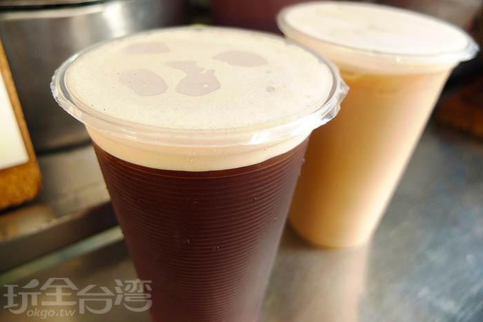 紅茶喝起來氣韻濃郁,茶香甘醇不苦澀,清爽留香口齒間,讓人一喝還想再喝。/玩全台灣旅遊網特約記者阿辰攝