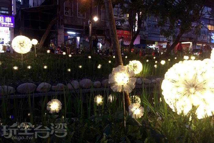 綠川河道/玩全台灣旅遊網特約記者阿U攝
