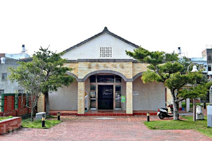 以藺草生態及編織文化為主題開放給民眾參觀。/玩全台灣旅遊網特約記者阿辰攝