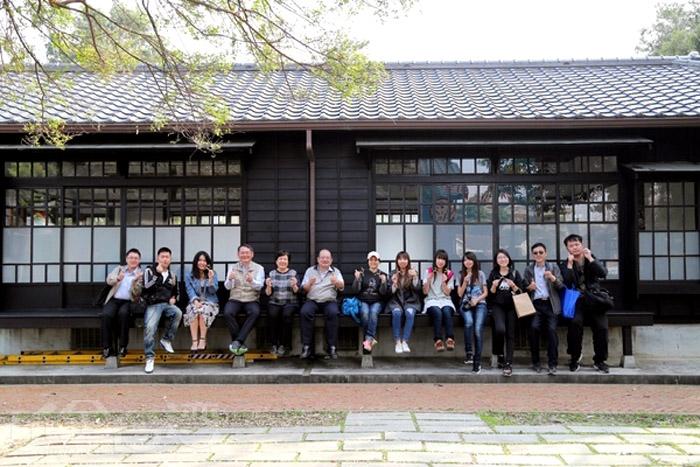 2003年登錄為苗栗歷史建築,是座結合在地產業風貌的歷史古蹟。/玩全台灣旅遊網特約記者阿辰攝