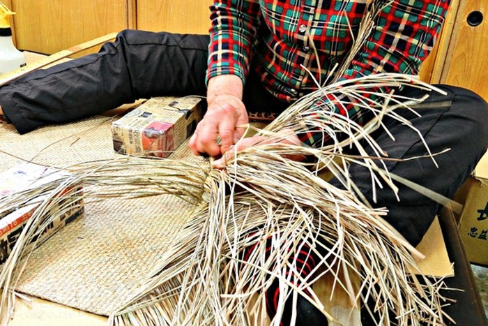 整合藺草生產、原料備製、編織技法,企圖將藺草文化再次復興。