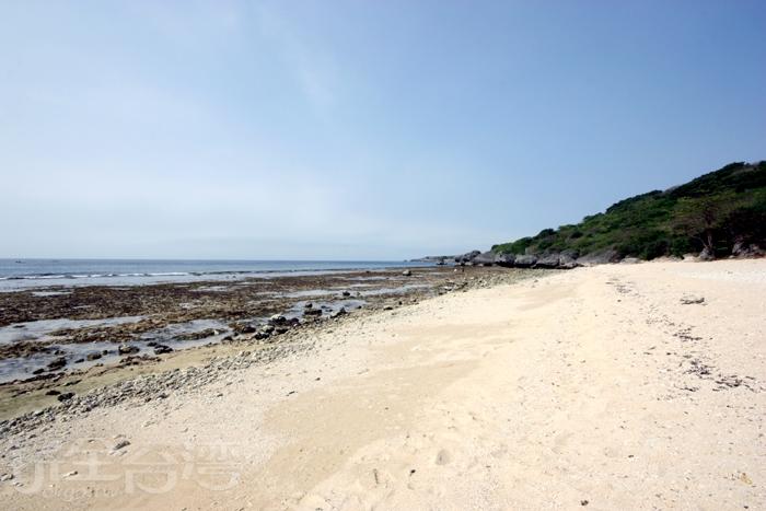 小琉球蛤板灣風景區/玩全台灣旅遊網攝