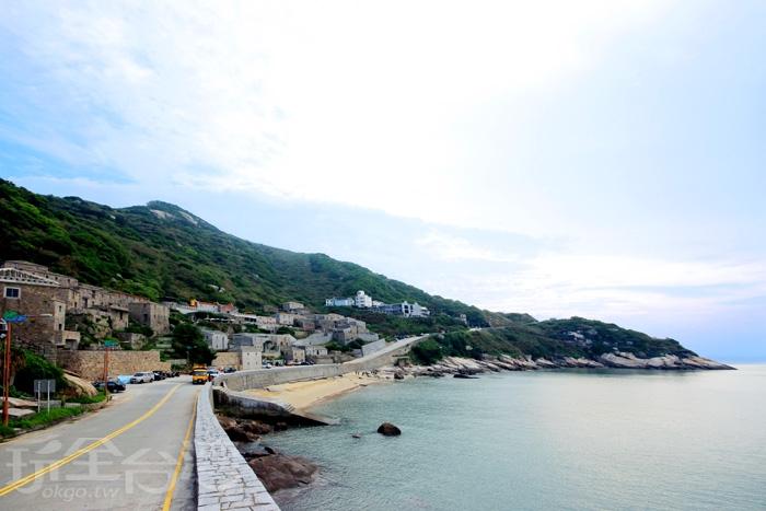 馬祖北竿芹壁聚落/玩全台灣旅遊網攝