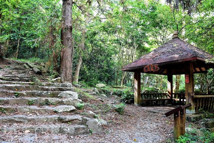 八仙山官方有規劃幾條步道,大家也可依照建議遊程來走喔!/玩全台灣旅遊網特約記者阿辰攝