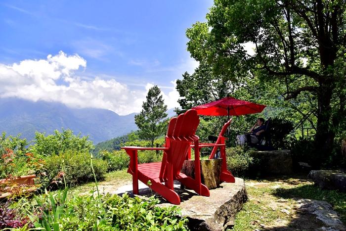 附餐飲料~選了冰果汁(另有熱果茶、冰、熱咖啡可選)/玩全台灣旅遊網特約記者阿辰攝