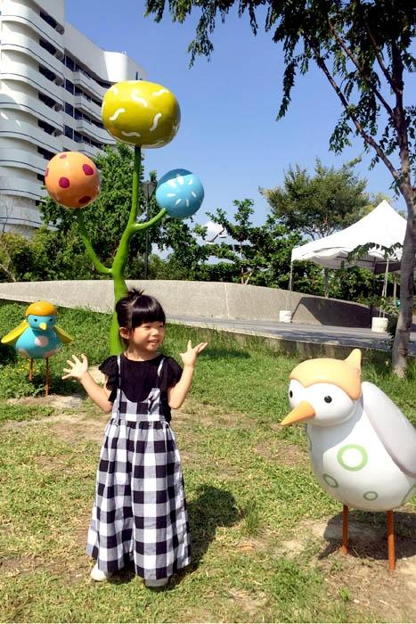 當然別忘了樹花 & 大里鳥囉~/玩全台灣旅遊網神隱少女提供