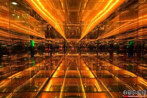 絢麗的台灣博離館/台灣玻璃館提供