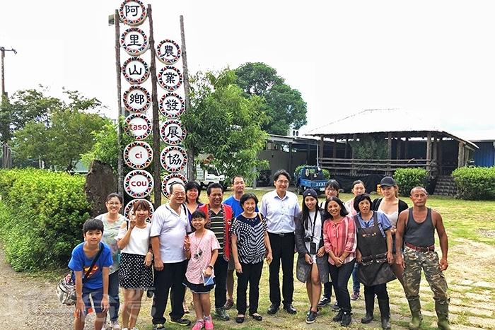 taso ci cou有機農業發展協會用餐的團體建議要事先預約/玩全台灣旅遊網特約記者阿辰攝
