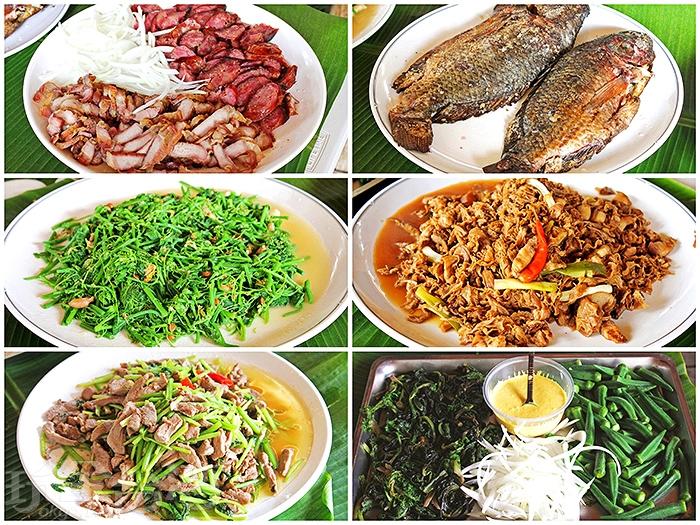 美味菜餚一道道登場,香氣十足早已讓人垂涎欲滴、蠢蠢欲動啦!/玩全台灣旅遊網特約記者阿辰攝