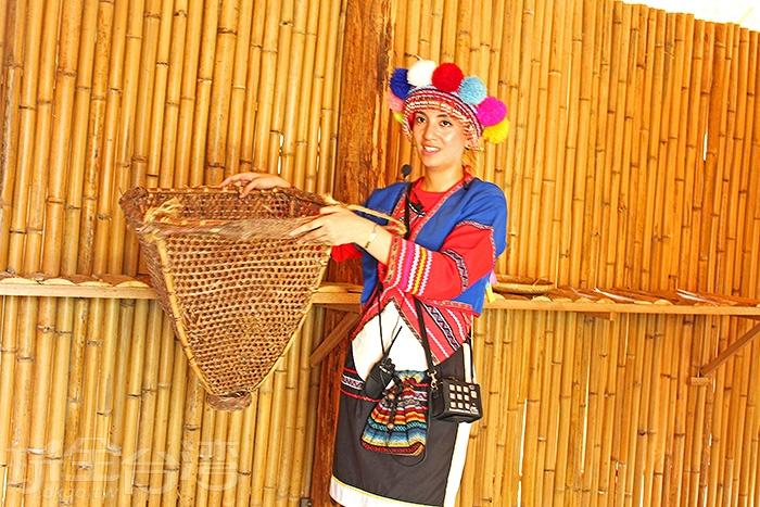 鄒族有將過世族人遺體葬在屋內的習俗,象徵祖靈將永遠與家人同在/玩全台灣旅遊網特約記者阿辰攝