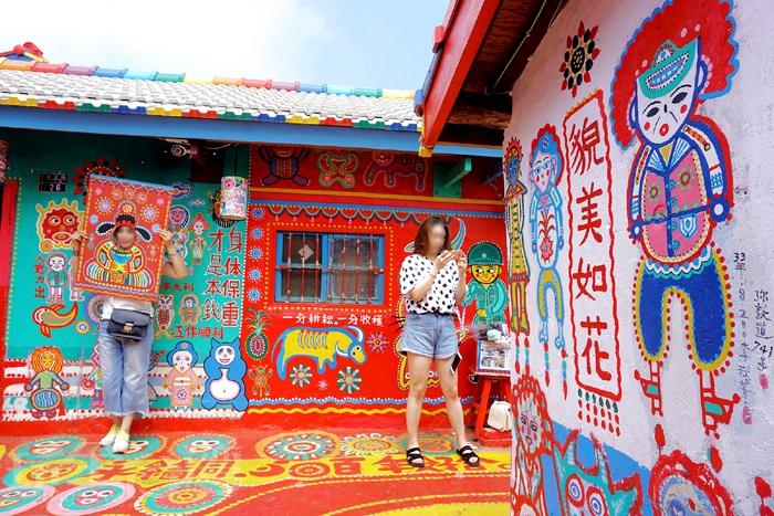 好拍有趣的繽紛生動作品/玩全台灣旅遊網特約記者阿辰攝