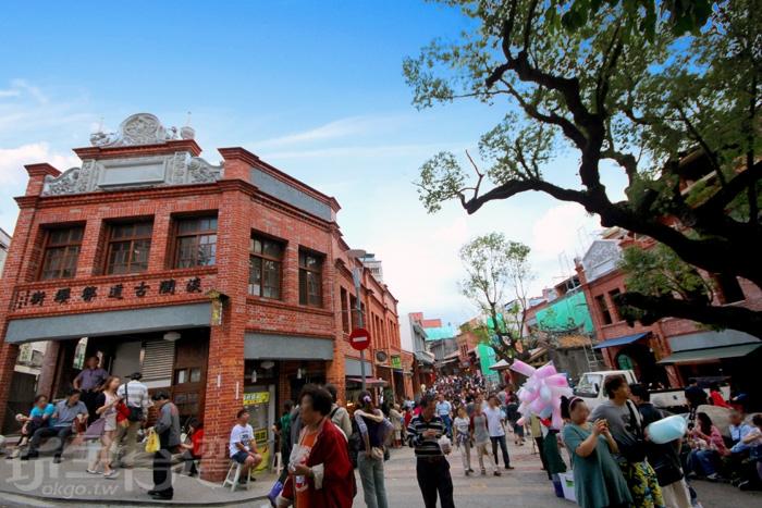 深坑老街/玩全台灣旅遊網攝