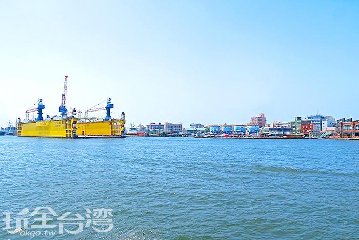 旗津輪渡站/照片提供_玩全台灣旅遊網