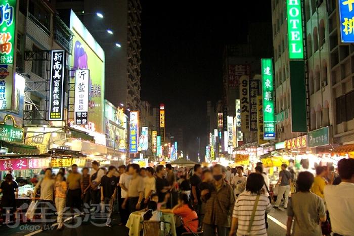 六合夜市/照片提供_玩全台灣旅遊網