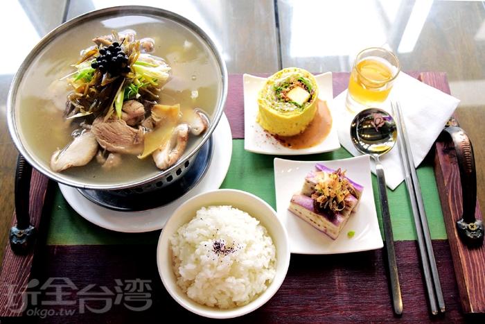 馬告剝皮辣椒雞-個人餐/玩全台灣旅遊網特約記者小玉兒攝