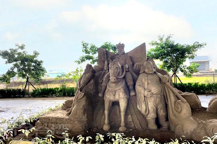 南投沙雕神話世界/照片提供_阿湖與阿釵