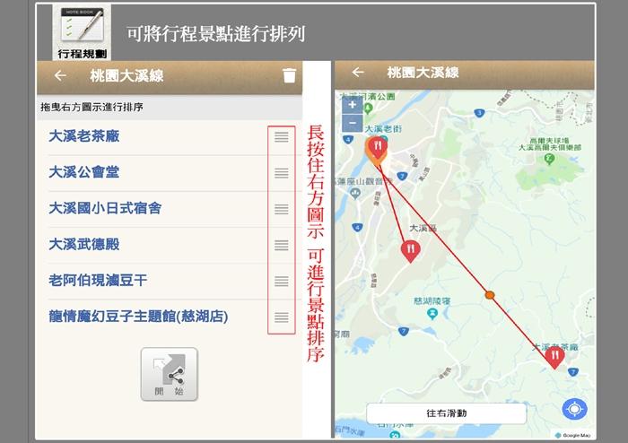 行程規劃整理/玩全台灣旅遊網特約記者小玉兒攝