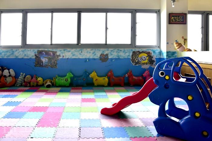 維野納二樓遊戲區/玩全台灣旅遊網特約記者小玉兒攝