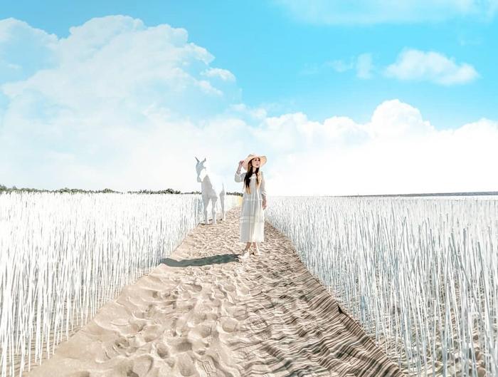 超級夢幻的「奇幻島」/照片提供_IG搜尋:@lineva0615