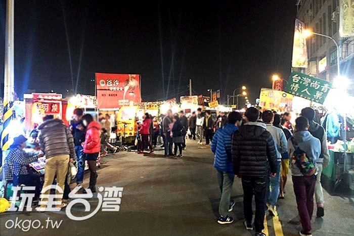 武聖夜市/玩全台灣旅遊網攝