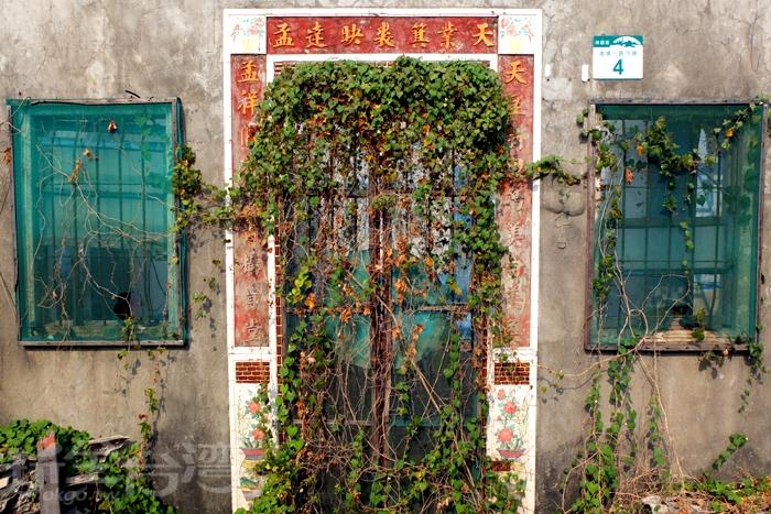 看似凌亂不堪,但其實也表現出獨特的秩序美感,那是歲月給予的魅力。/玩全台灣旅遊網特約記者阿辰攝