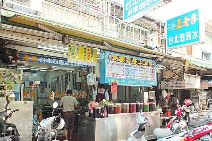 過去曾被很多家媒體報導採訪,研發至今已有30幾種泡泡冰口味選擇。/玩全台灣旅遊網特約記者阿辰攝