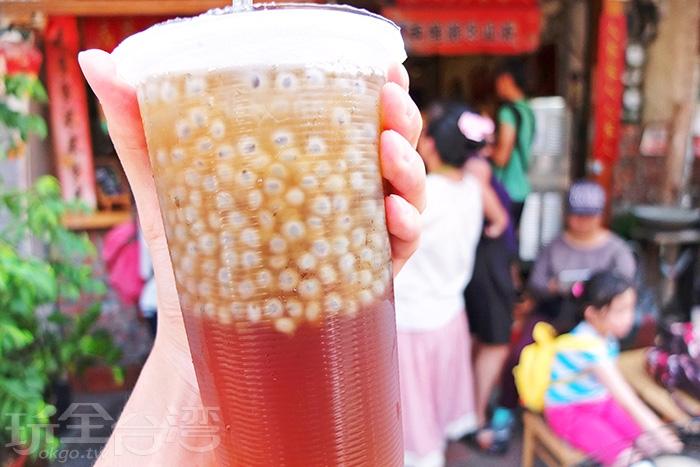 原味冬瓜茶甜得好舒服/玩全台灣旅遊網特約記者阿辰攝