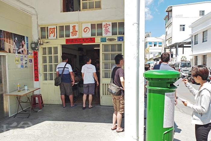「白羊道柴燒麻糬」是心心念念想著一定要嚐鮮的必訪店家/玩全台灣旅遊網特約記者阿辰攝